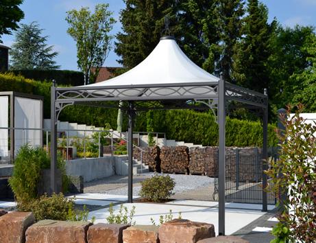 BO-WI Outdoor Living – Profi Pavillon Roma